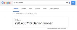 Google-speciel-search
