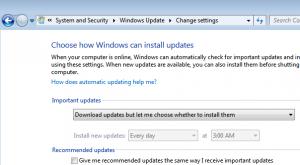 windows10opdatering