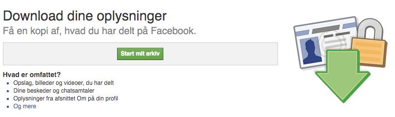 facebook-arkiv