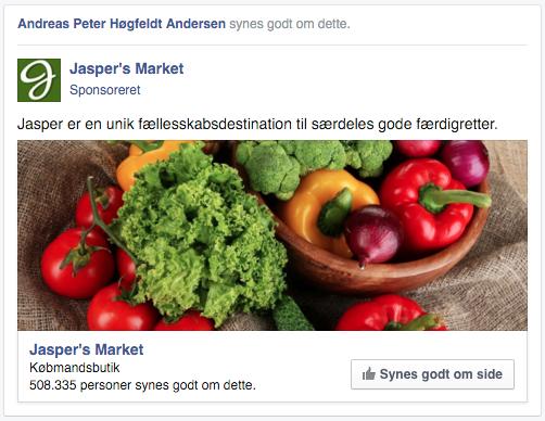 facebook-reklamer