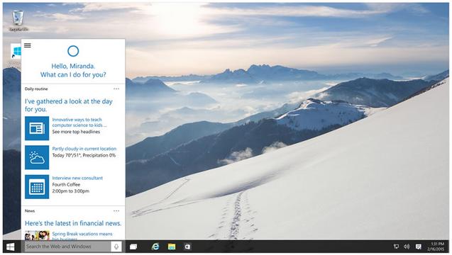 Windows 10 – alt der er værd at vide