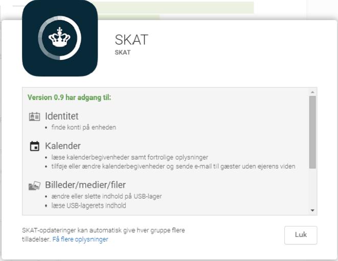 Ny app fra Skat - betal din moms med app - IT-blogger