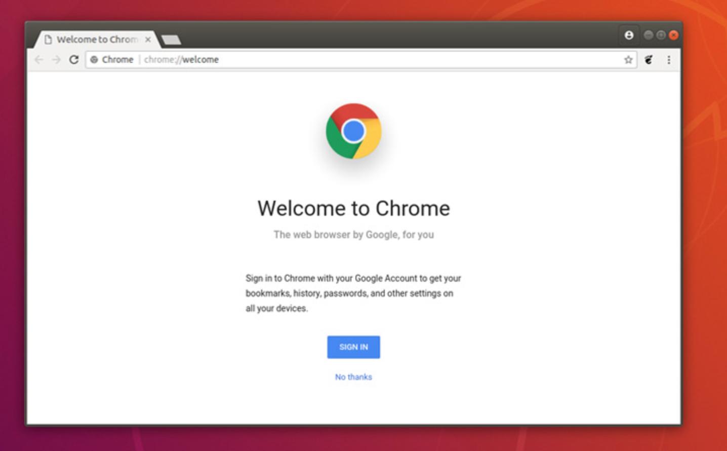 Sådan installerer du Google Chrome i Ubuntu - IT-blogger